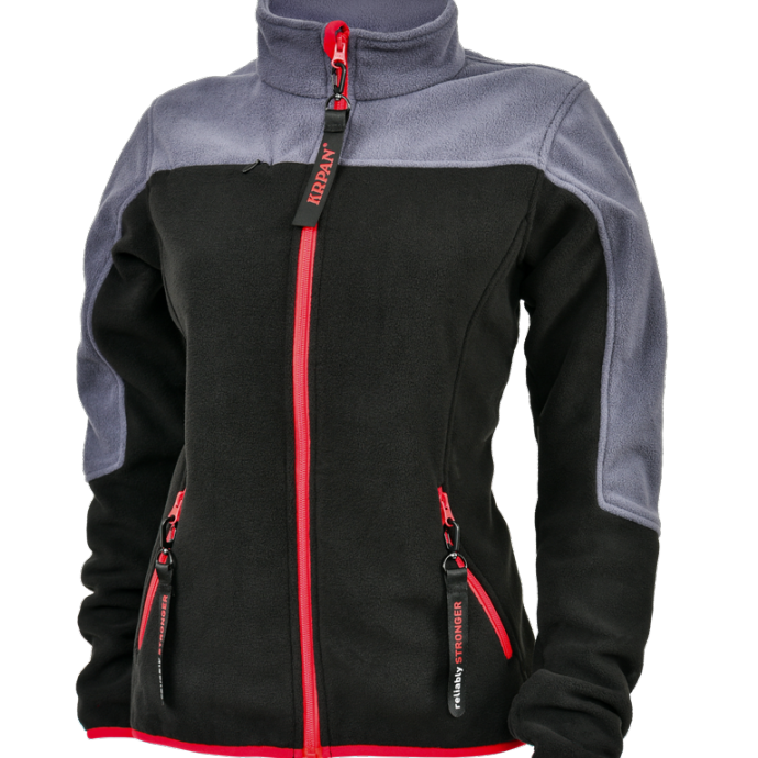 Damen Fleece-Jacke KRPAN