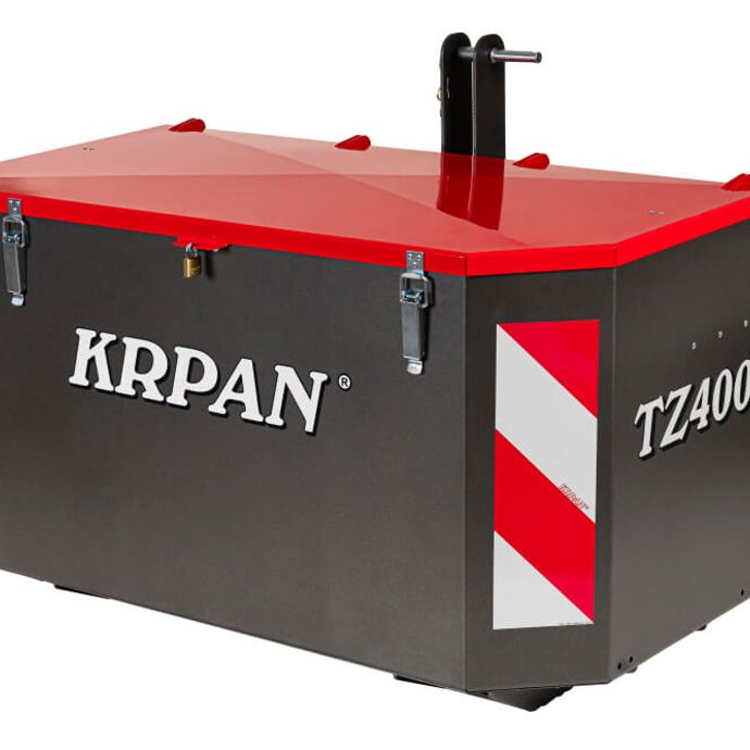 Traktorkiste KRPAN TZ 400