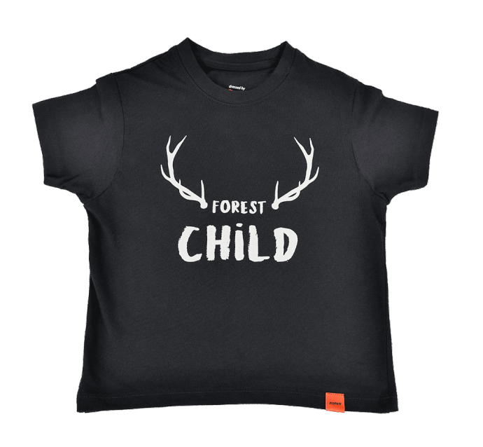 Kinder T-Shirt FOREST CHILD