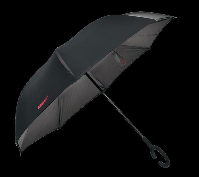 Regenschirm reversibel KRPAN