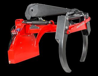 Rückezangen KL 2200, schwenkbar, mit Zubehör