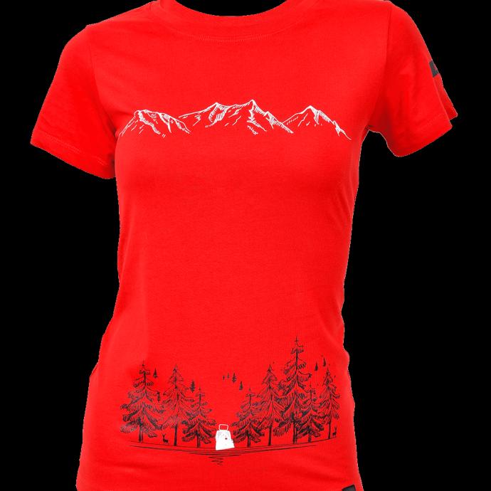 Women's T-Shirt LANDSCAPE