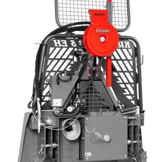 AUXILIARY WINCH KRPAN PV 600
