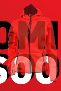 Women`s Knitted Fleece Jacket KRPAN