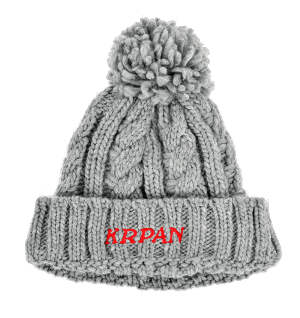 Kids Knit Beanie KRPAN