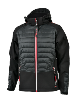 Men's Padded Softshell Jacket KRPAN