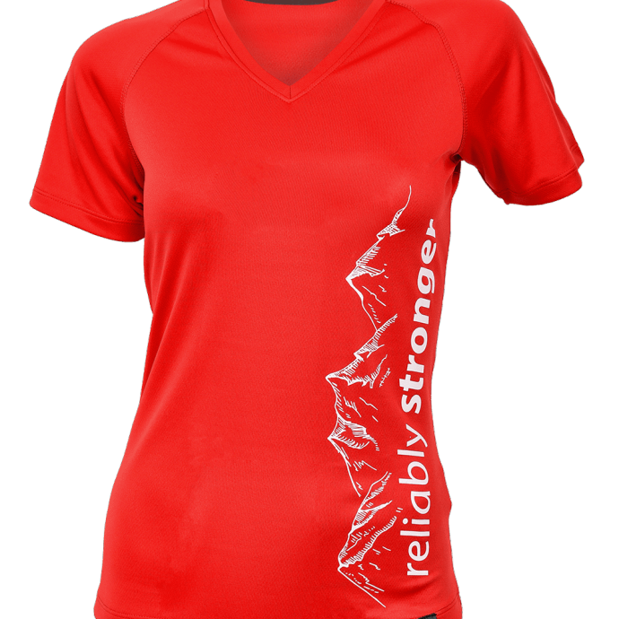 Ženska funkcijska majica MOUNTAIN