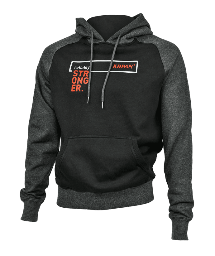 Men's Hoodie RELIABLY STRONGER