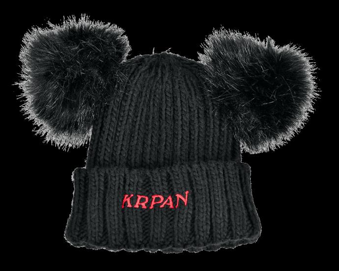 Zimska otroška kapa BEAR