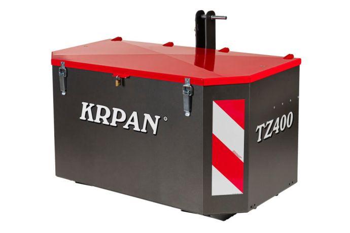 Traktorski zaboj KRPAN TZ 400