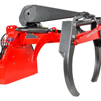 KL 2200 skidding grapple with accessories