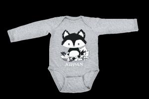 Otroški body FOX